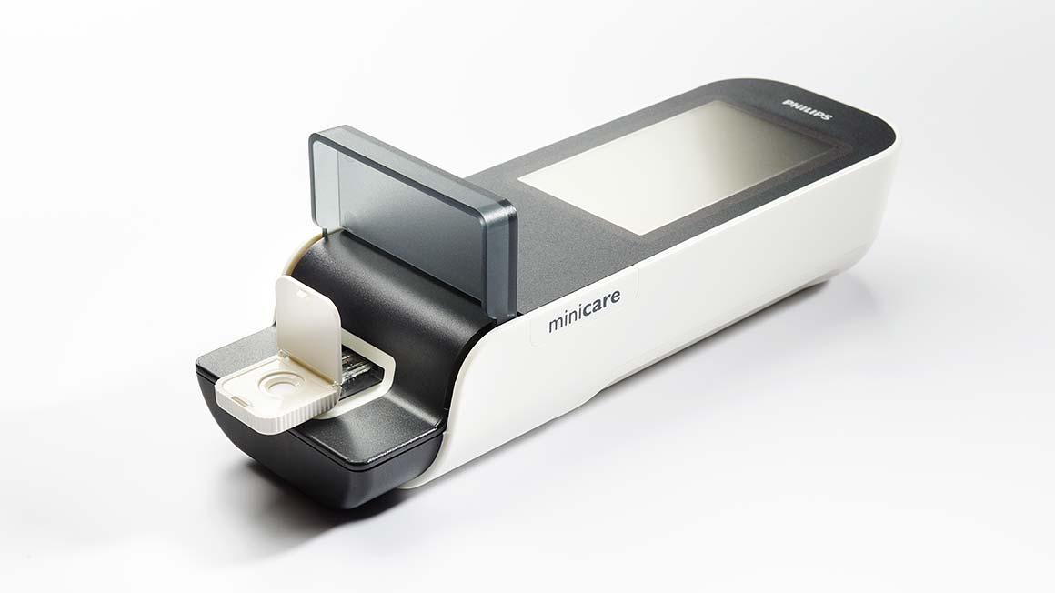 Minicare I 20 analyzer